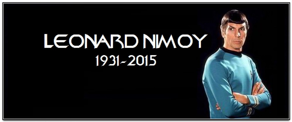 Leonard Nimoy tribute by John Brewer